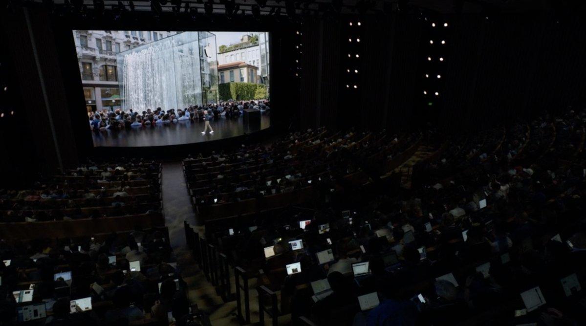 Keynote de presentación del iPhone XS, XS Max y XR