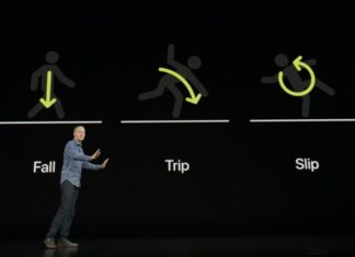 Keynote de presentación del iPhone XS, XS Max y XR Apple Watch