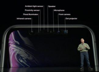 Keynote de presentación del iPhone XS, XS Max y XR - TrueDepth