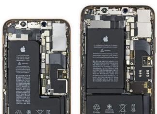 iPhone XS y XS Max por dentro