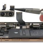 Cámara doble trasera del iPhone XS