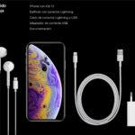 El iPhone XS, XS Max y XR no incluyen adaptador para auriculares, sólo se venden con el cargador lento