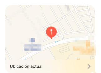 Localización del usuario