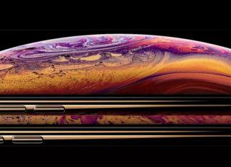 Nuevos iPhone XS y XS Max en color dorado