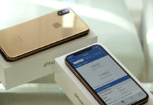 Foto de la reseña inicial del iPhone XS de Ángel Jiménez de Luís en El Mundo