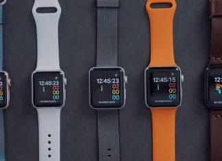 Apple Watch Series 4 y generaciones anteriores