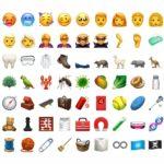 Nuevos emojis de iOS™ 12.1