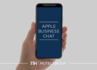 Apple Business Chat en HT Hotels