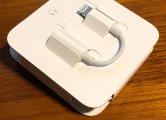 Adaptador de auriculares para Lightning