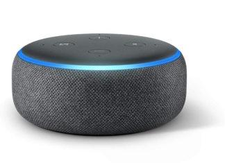Echo Dot de Amazon