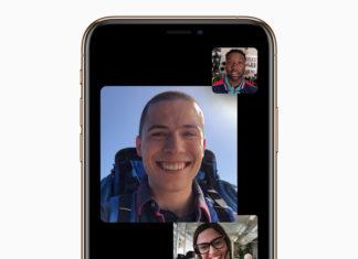 Videollamadas grupales con FaceTime en iOS 12.1
