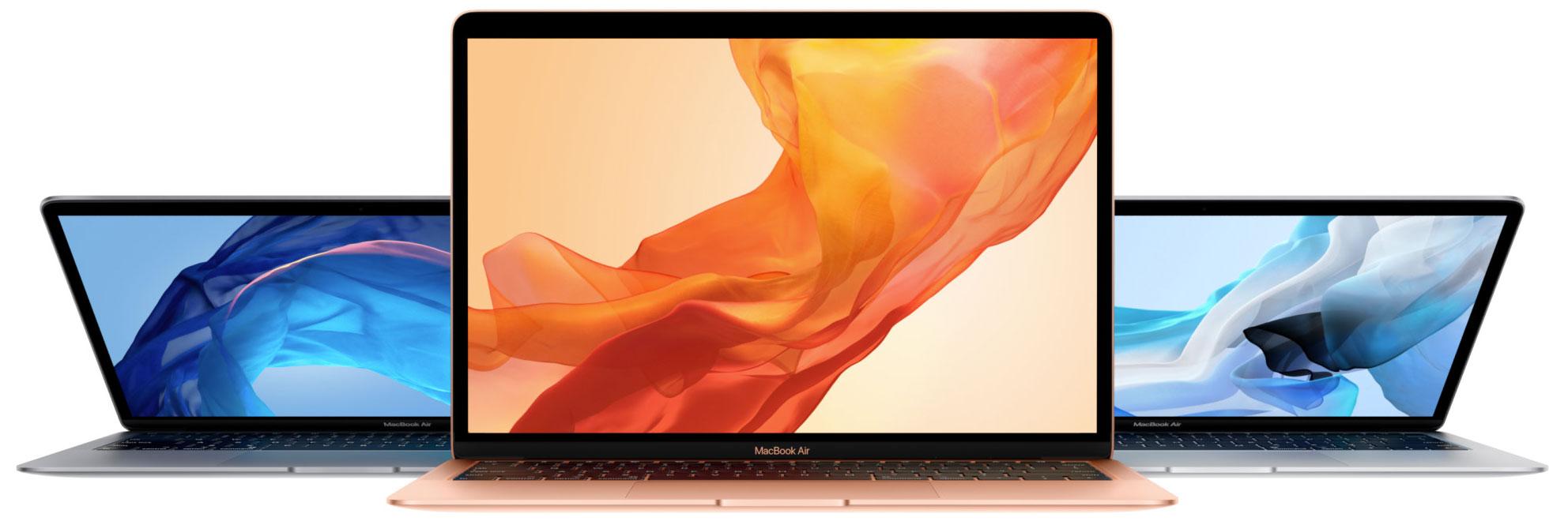MacBook Air con pantalla Retina