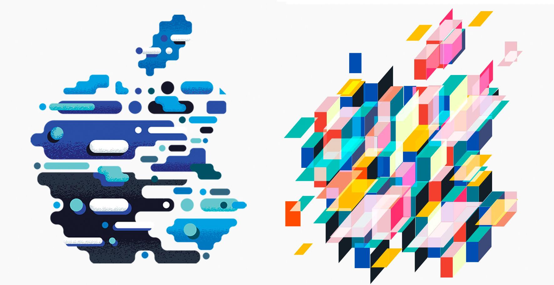 Logos de Apple para el evento especial del 30 de octubre de 2018