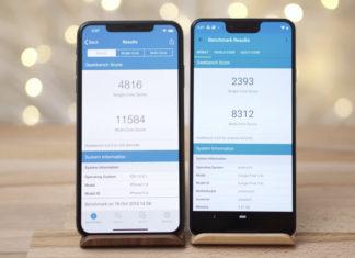Prueba de velocidad comparando iPhone XS y Pixel 3