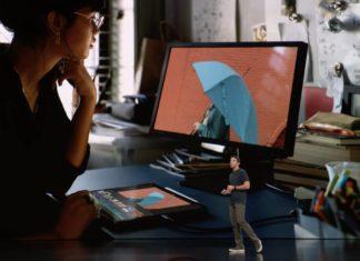 iPad Pro todo pantalla: Evento de presentación del iPad Pro todo pantalla, del Mac mini y del MacBook Air Retina