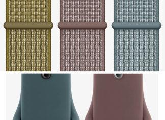 Nuevos colores de correas de Apple Watch en la web de Nike