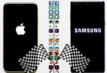 iPhone XR vs Galaxy Note 9