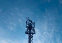 Antena de telefonía 4G-LTE y 3G