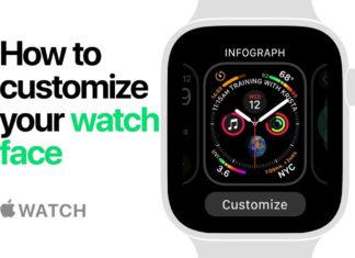 Cómo personalizar el Apple Watch