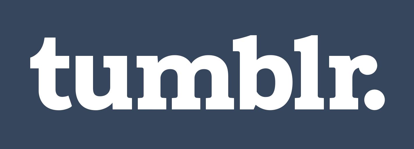 Logo de Tumblr