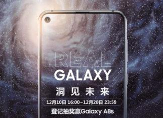 Anuncio del Samsung Galaxy S8s