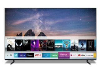 iTunes en TVs de Samsung