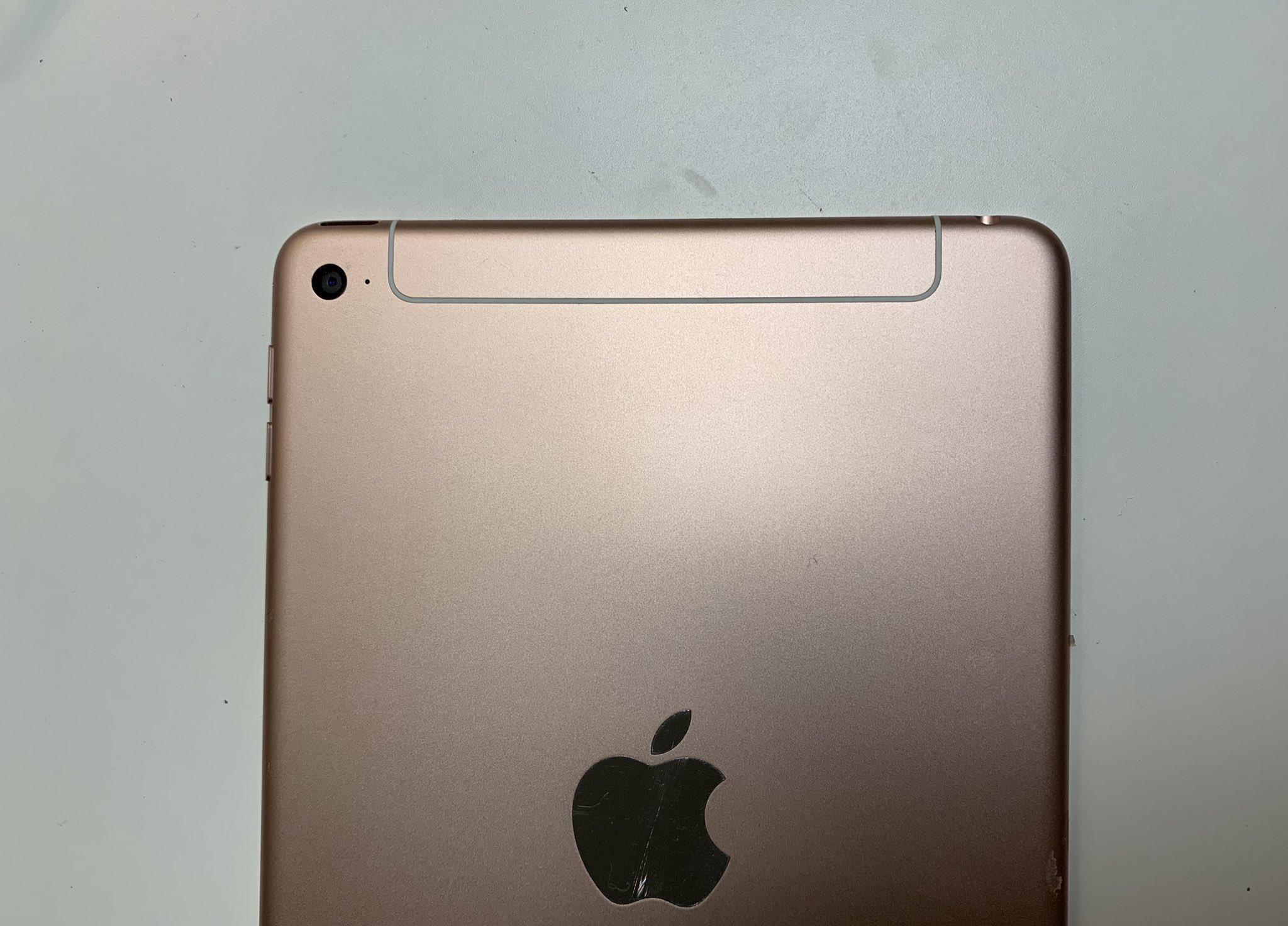 Supuesto iPad mini de quinta generación