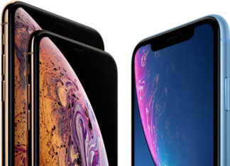 iPhone XS, XS Max y XR
