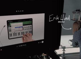 Cómo se hizo un anuncio de un iPad utilizando sólo un iPad