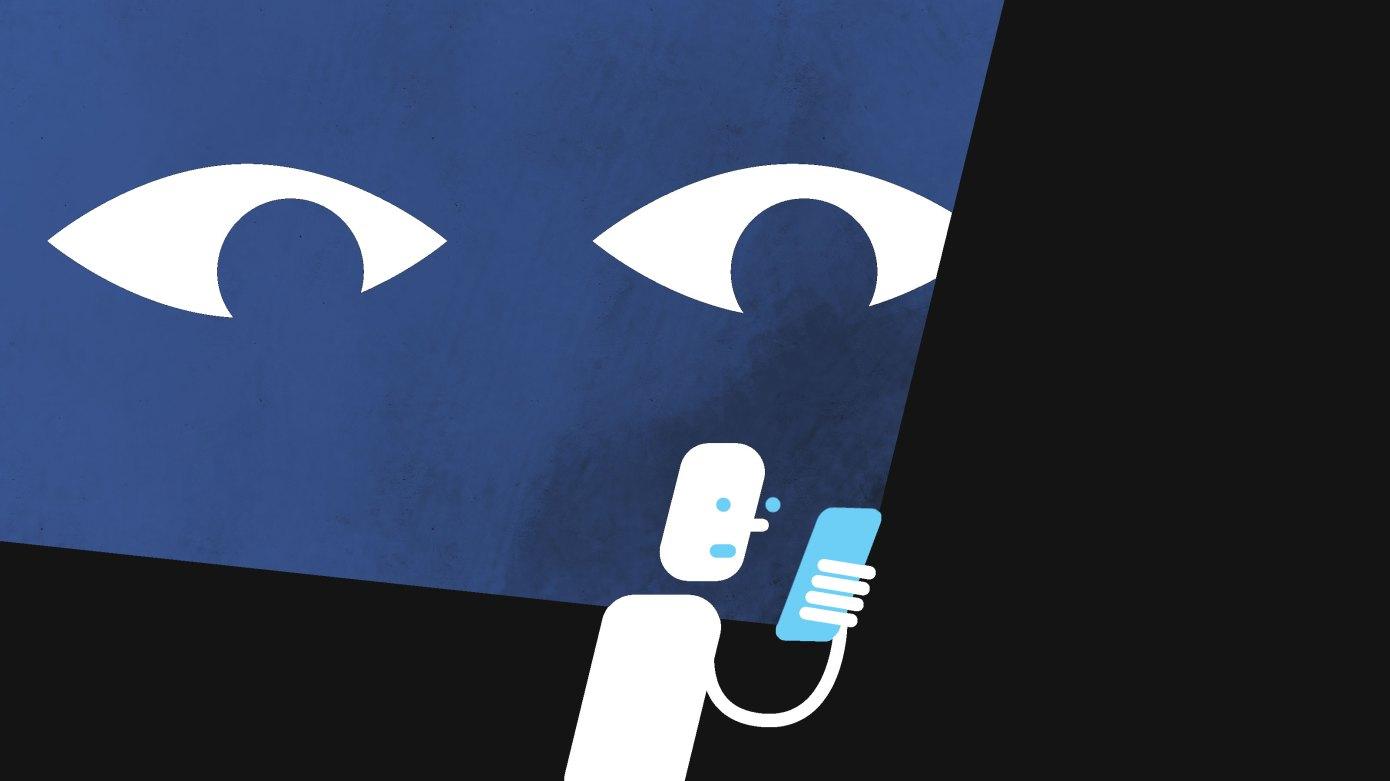 Facebook y la privacidad de los usuarios