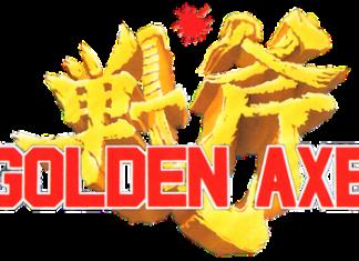 Logo de Golden Axe