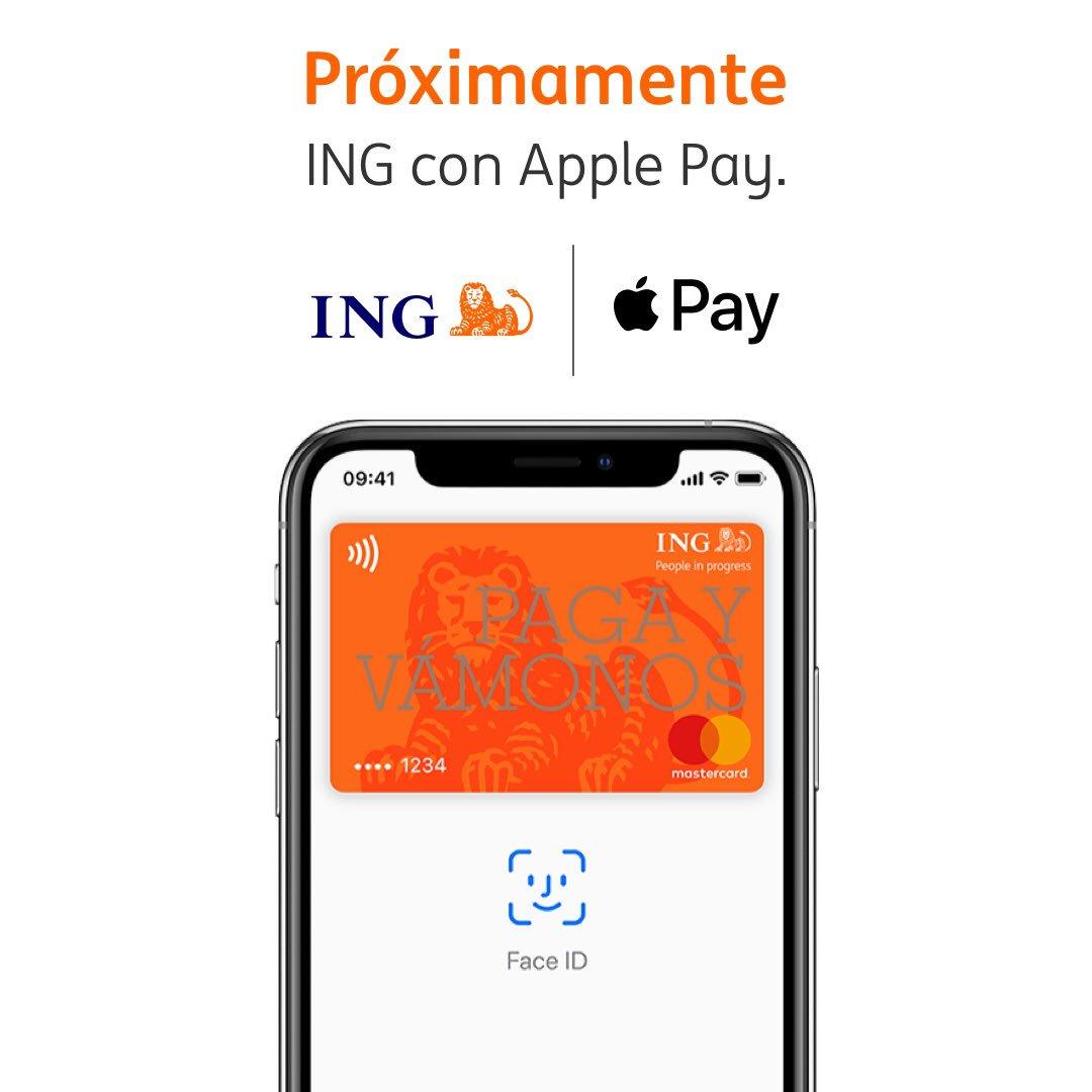 ING Direct en Apple Pay