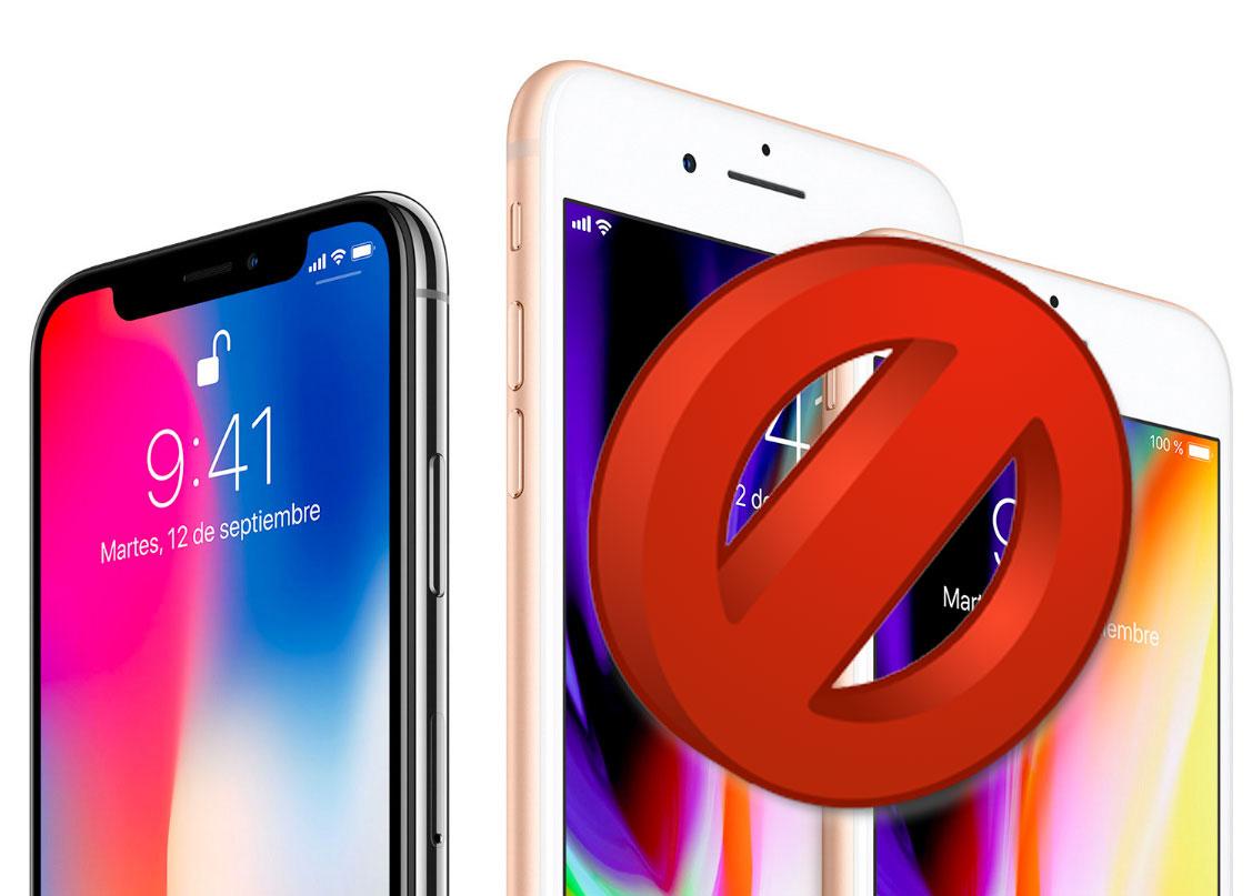 iPhone 8 7 8 Plus dejan de venderse en Alemania