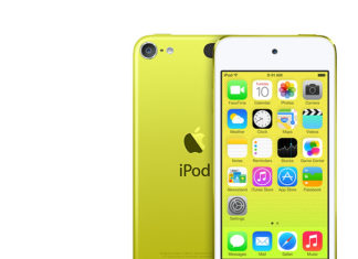 iPod touch de sexta generación