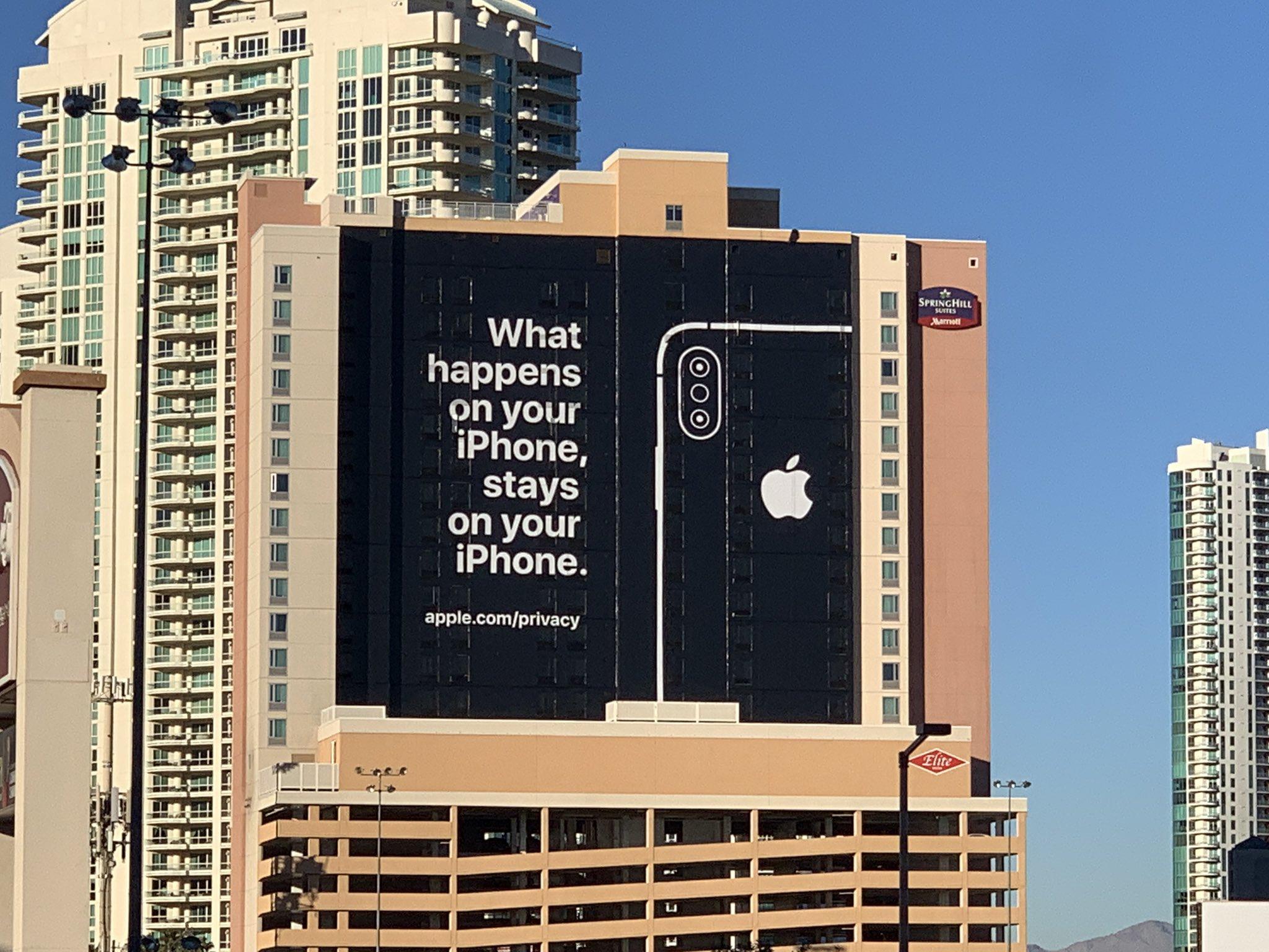 Lo que ocurre en tu iPhone, se queda en tu iPhone