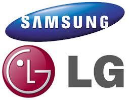 Samsung y LG