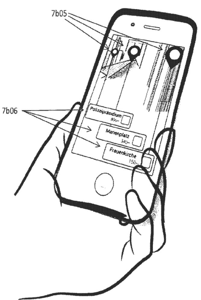 Patente de Apple de realidad aumentada