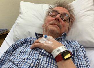 Usuario de Apple Watch que salvó su vida gracias a la detección de caídas