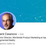LinkedIn de Frank Casanova
