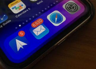 Safari, Mail, Spark y la App de Ajustes