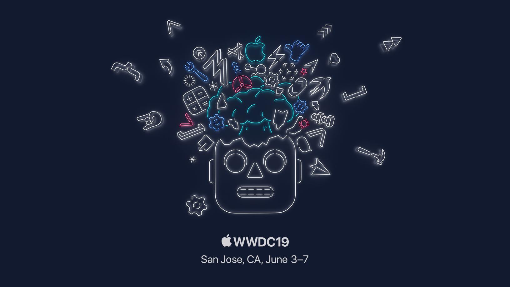 Cartel de la WWDC 2019