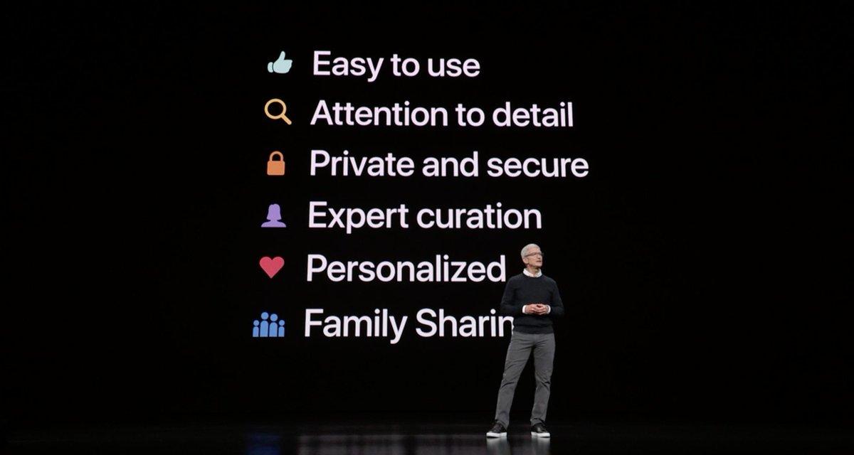 Tim Cook y Apple News