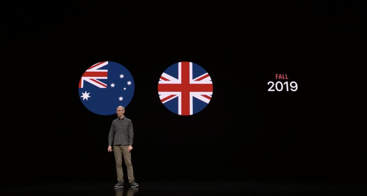 Apple News+ - Australia y Reino Unido