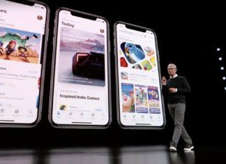 Tim Cook - Videojuegos en la App Store - Keynote It's Show Time de Marzo de 2019