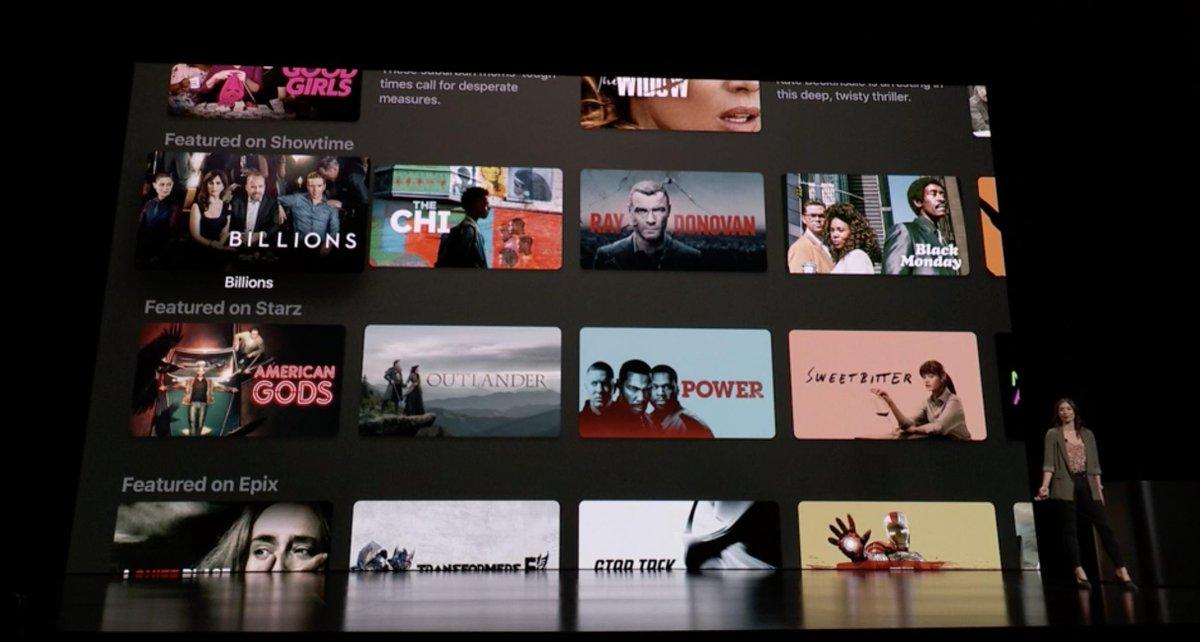 Contenidos de Apple TV+