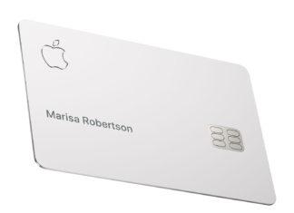 Tarjeta de Crédito de Apple (Apple Card)