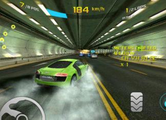 Asphalt 8 para iOS
