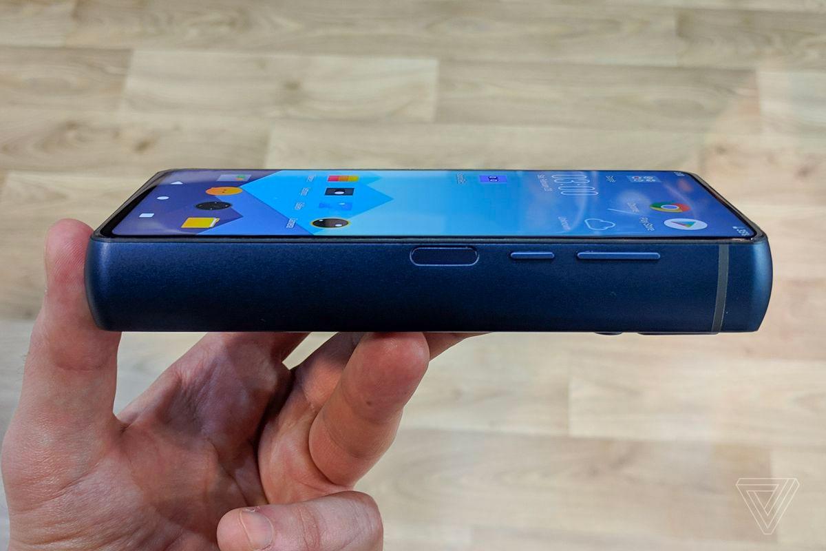 Smartphone de Energizer con una batería inmensa