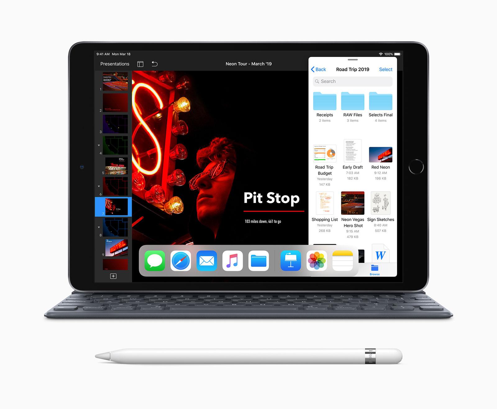 Nuevo iPad Air de 10,5 pulgadas con A12 Bionic