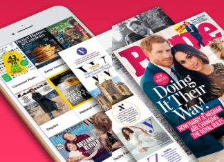 Revistas digitales en el iPhone, iPad o Mac